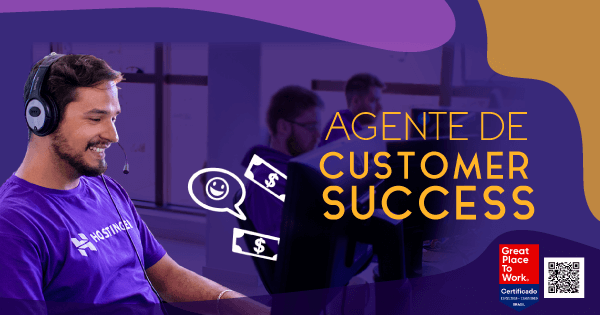 Agente de Customer success hostinger
